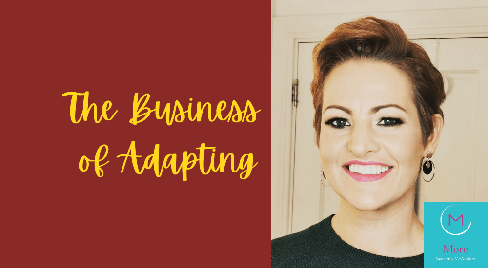 The Business of Adapting: Orla McAndrew Catering