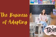 The Business of Adapting: Rose Lawlor, Tribe Art Studio