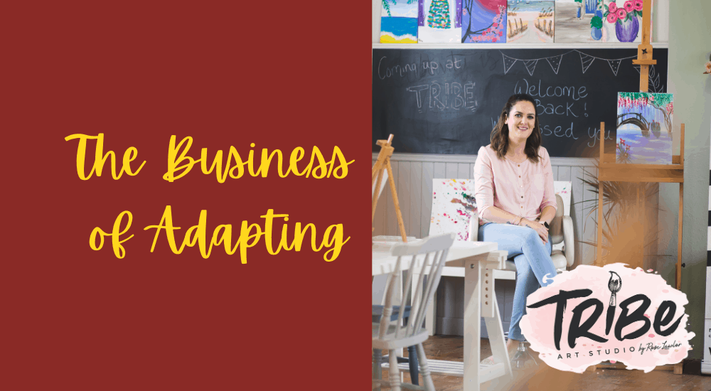 The Business of Adapting: Rose Lawlor, Tribe Art Studio